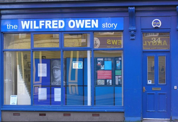 WILFRED OWEN STORY